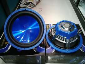 Subwoofer 12in EMBASSY super basss Magnet dobel Murah saja