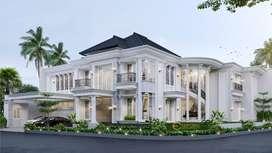 Jasa Arsitek Bogor Desain Rumah 662m2