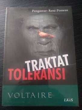 VOLTAIRE  TRAKTAT TOLERANSI