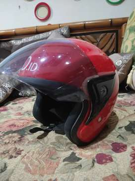 Helm masih baru