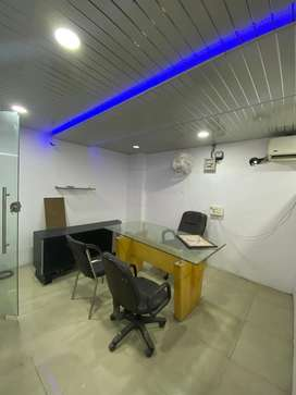 200sqft furnish office in model town extension