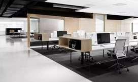 Girls office work