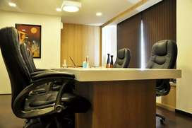 Luxurious furnish office for rent ,main road location
