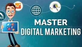 Digital Marketing and Web Desining Training