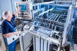Need machine operator for a multi national company
