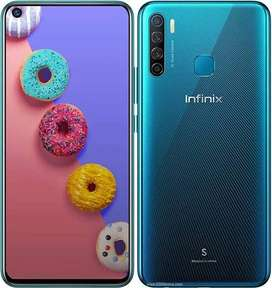 Infinix hot s5 on easy installments in lahore