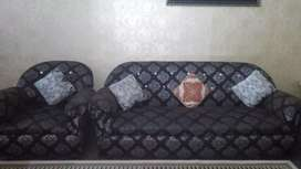6 seater Sofa in good condition urgent sale.