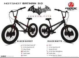 Sepeda Bmx Uk 20 Batman 3.0 Pacific