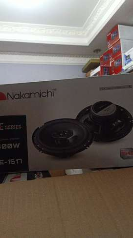 Speaker nakamici coaxial lll 6