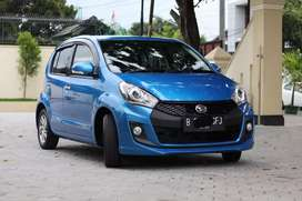 Daihatsu Sirion RS 2015 MT Low Km Like New