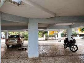 2 bhk flat available near Chikalium circle . Chikalium
