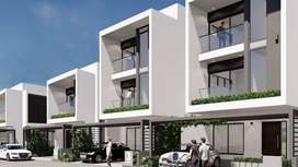 First - in - town Duplex & Triplex Villas at chandranagar, Palakkad