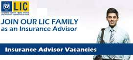 LIC Company process urgent hiring in Delhi