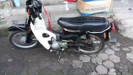 Motor honda super cub c800 th 82