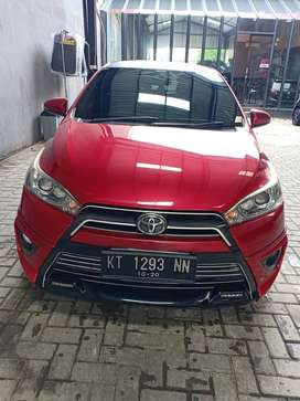 Yaris 2015 trd metic istimewah