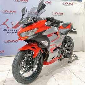 Ninja F1 250cc abs MDP km 2rb nyess. Anugerah motor rungkut tengah 81