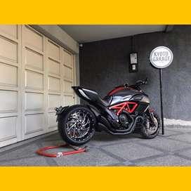 2014 Ducati Diavel Carbon Facelift ATPM !
