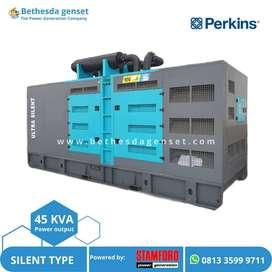 Mesin Diesel Genset Perkins 45 Kva