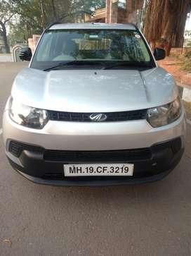 Mahindra KUV 100 2016-2017 mFALCON D75 K2 Plus, 2016, Diesel