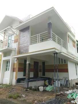 3 bhk 1650 sqft new build house at edapally varapuzha koonammav