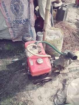 Diesel engine garm Pani engine Pani machine