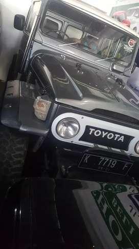 Toyota FJ Hardtop 77