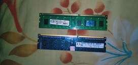 DDR3 4GB & 2GB RAM WITH INTEL 2nd GENERATION PROCESSOR