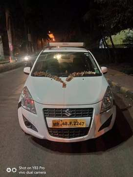Maruti Suzuki Ritz  in very good condition Less driven and T permit