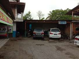 Tanah & Bangunan Pinggir Jalan Raya Pondok Gede