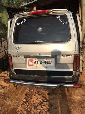 Maruti Suzuki Omni Diesel Good Condition
