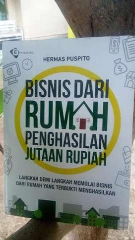 Buku Bisnis dari Rumah Salary Jutaan Rupiah