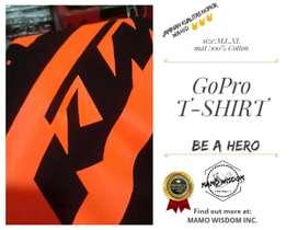 T- shirt  Be A Hero