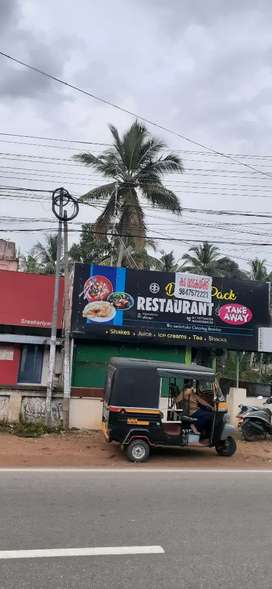 Rent for Fast food  shop