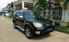 Ford Everest Limited Metic Diesel 4x2 th 2012
