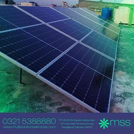 10 kw off grid system installed  at mirpur city