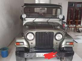 Mahindra 550 modified to Thar CRDe exchange with swift zdi,