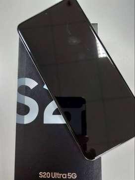 Samsung Galaxy S20 Ultra 5G Cloud White 12/128GB