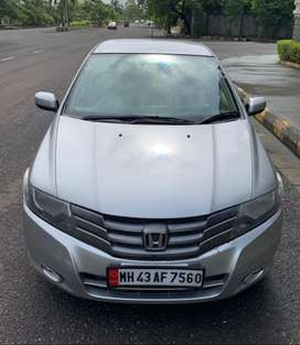 Honda City 1.5 V AT, 2011, CNG & Hybrids