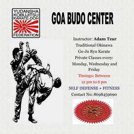 Self-defence Classes