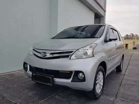 TDP Rp 8 juta.Daihatsu Xenia R deluxe manual 2013