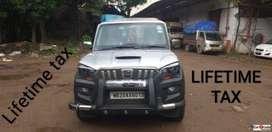 Mahindra Scorpio S4, 2017, Diesel