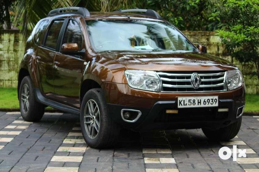 Renault Duster 110 PS RxL Diesel, 2012, Diesel 0