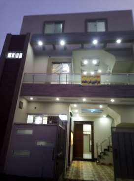 5 Marla double story house in DHA 11 LHR