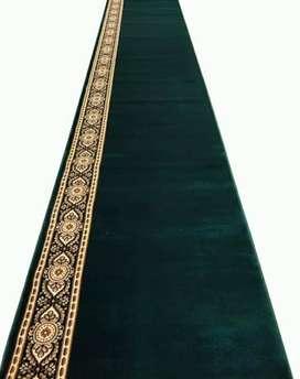 Sedia karpet masjid impor grade B+