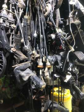 Gear cable for all cars available
