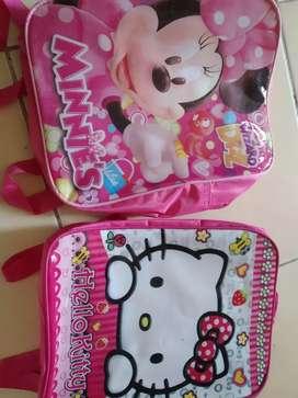 Tas mengaji/tas sekolah anak balita.