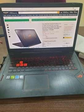 Asus rog strix laptop