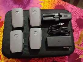 DJI Mavic 2 pro battery & Accessories