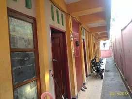 Dijual rumah kos  20 kamar di jl Ketapang di depan UIR .