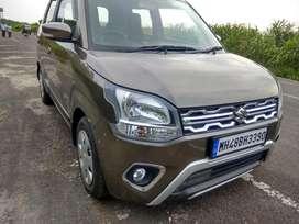Maruti Suzuki Wagon R 1.0, 2019, Petrol